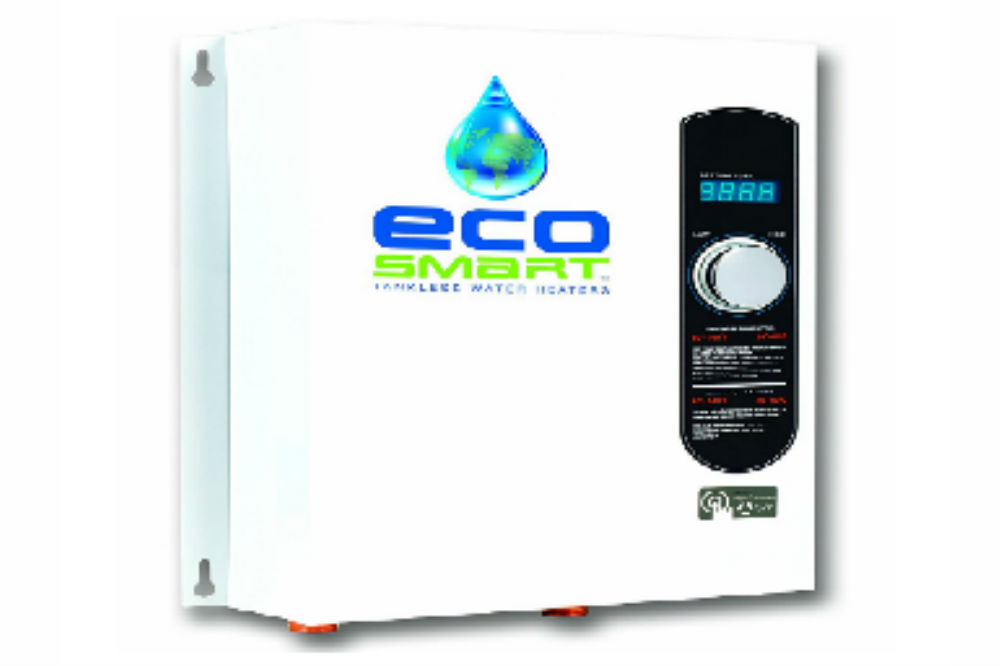 ecosmart eco 18 electric tankless water heater - Electric Tankless Water Heater Reviews